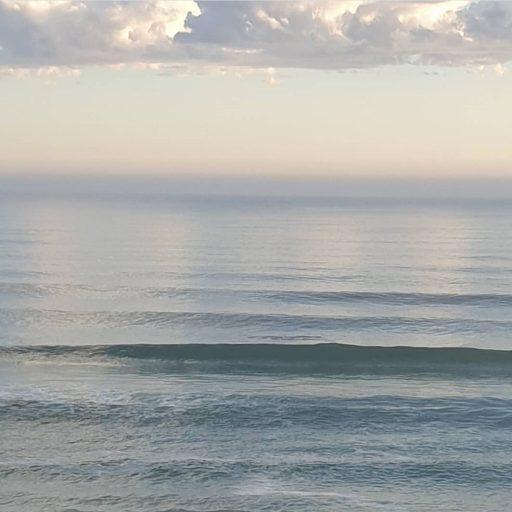 ocean sweet and clouds